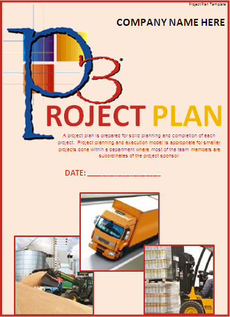project plan template microsoft word .