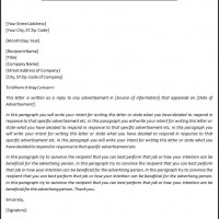 Letter of intent mba template